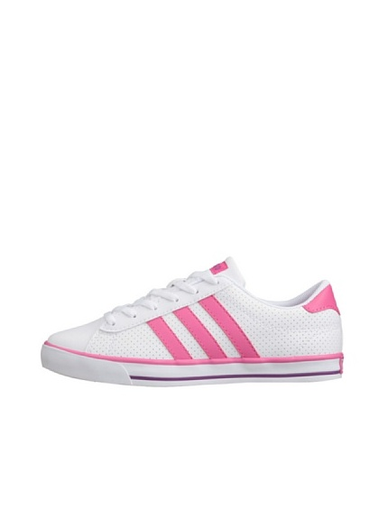 Adidas Sneakers Se Daily Qt Run (Bianco)