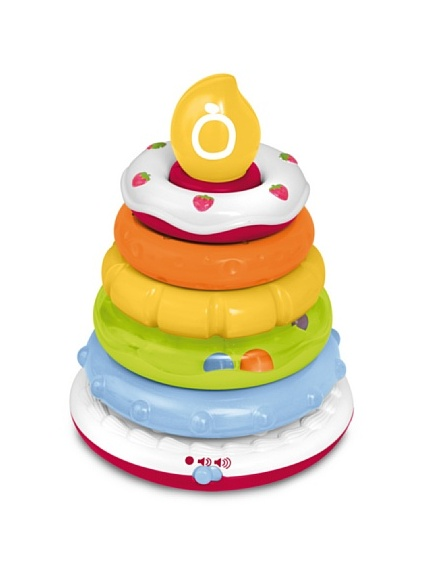 Bontempi PiccinoPicci� BCR 5031 Baby Rings 1� Compleanno