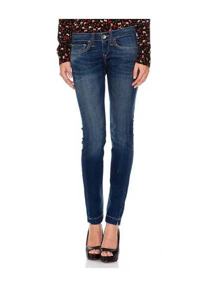Fornarina Jeans Pin Up Skinny (Blu)