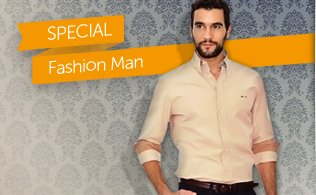 Special Fashion Man