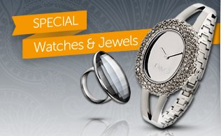 Special Watches & Jewels