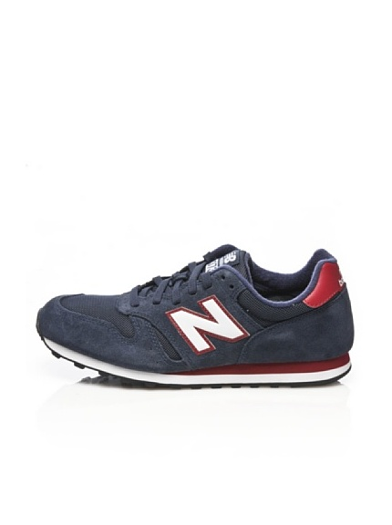 New Balance Scarpa Fashion M373 (Blu/Rosso)
