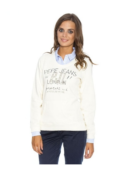 Pepe Jeans London T-Shirt Freisher (Bianco)