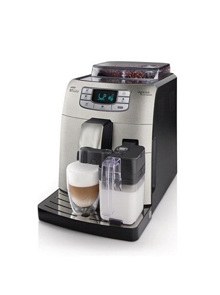 saeco intelia one touch cappuccino manual