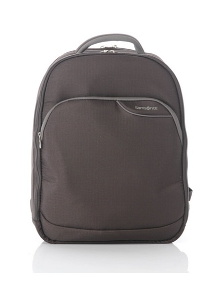 Samsonite zaino porta laptop monaco ict 16 marrone - Samsonite porta pc ...