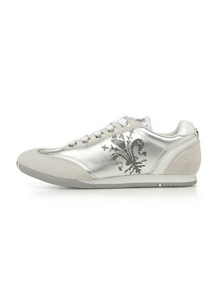 Lotto Sneakers Leggenda Diamante (argento)