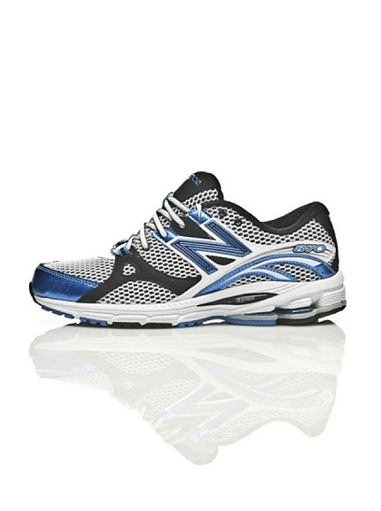New Balance Scarpa da Corsa Mr870 (bianco/nero/blu)