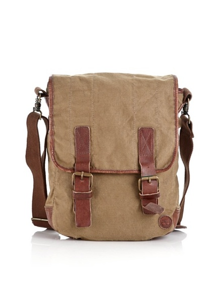 Timberland FUNCTIONAL CANVAS BAG M2241, Borsa unisex adulto (Cammello)