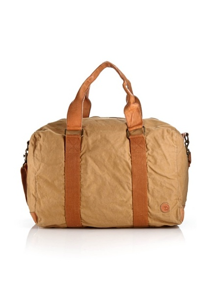 Timberland WEEKENDER CANVAS BAG M2240, Borsa unisex adulto (Cacao)