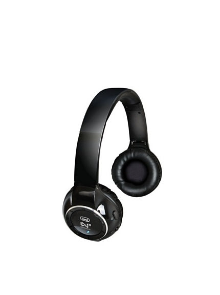 Trevi Cuffia bluetooth nero