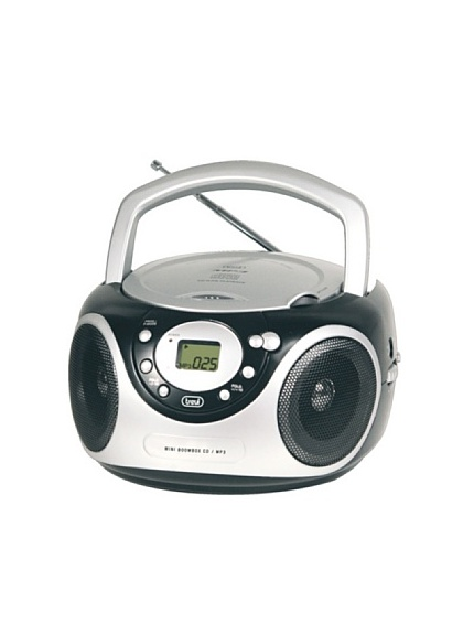 Trevi CMP 522 Radio CD Mp3 nero